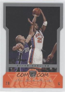 2004-05 Skybox L.E. #52 - Allan Houston