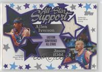 Allen Iverson, Jason Kidd #/250