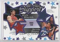 Kirk Hinrich, Jarvis Hayes /250