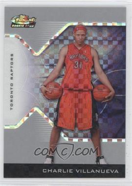 2004-05 Topps Finest - [Base] - X-Fractor #197 - Charlie Villanueva /259