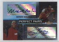 Shaquille O'Neal, Moses Malone /50