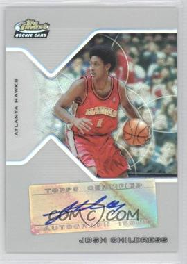 2004-05 Topps Finest Refractor #176 - Josh Childress /179