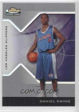 2004-05 Topps Finest Refractor #215 - Daniel Ewing /359