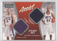 Jason Kidd, Richard Jefferson /350