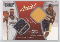 Jermaine O'Neal, Fred Jones /350