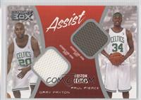Gary Payton, Paul Pierce /350