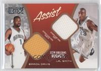 Baron Davis, J.R. Smith /200