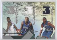 Dwight Howard, Steve Francis, Cuttino Mobley /450