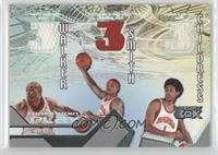 Antoine Walker, Josh Smith, Josh Childress /450