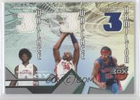 Ben Wallace, Rasheed Wallace, Richard Hamilton /450