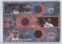 Al Jefferson, Chris Bosh, Mike Sweetney /450
