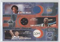 Andre Miller, Sam Cassell, Carlos Arroyo /450