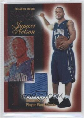 2004-05 Topps Pristine - Rookie Sign-In #RSI-JN - Jameer Nelson