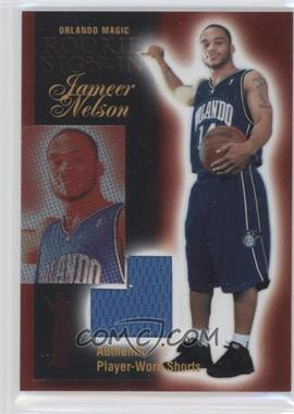 2004-05 Topps Pristine Rookie Sign-In #RSI-JN - Jameer Nelson