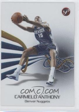 2004-05 Topps Pristine #15 - Carmelo Anthony