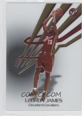 2004-05 Topps Pristine #23 - Lebron James