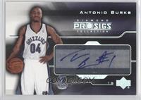 Antonio Burks