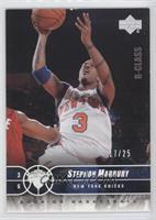 Stephon Marbury /25