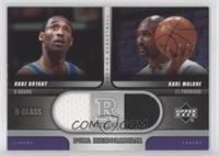 Kobe Bryant, Karl Malone