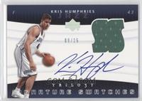 Kris Humphries /25
