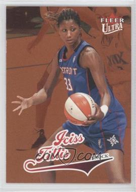 2004 Fleer Ultra WNBA - [Base] #101 - Iciss Tillis