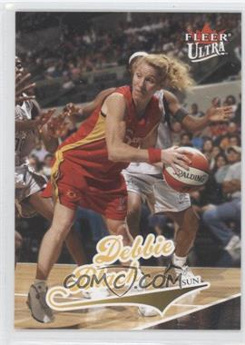 2004 Fleer Ultra WNBA - [Base] #46 - Debbie Black