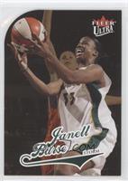 Janell Burse