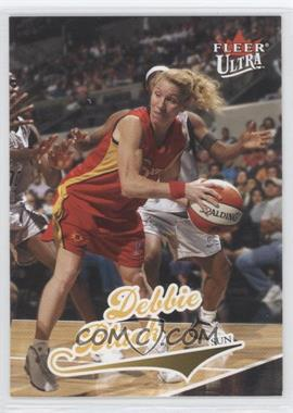 2004 Fleer Ultra WNBA #46 - Debbie Black