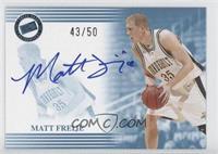 Matt Freije /50