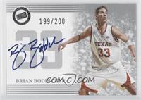 Brian Boddicker /200