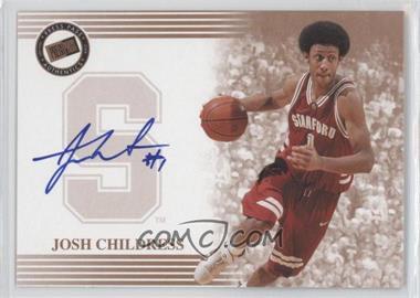2004 Press Pass Autographs #JOCH.1 - Josh Childress (Blue Ink)