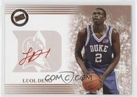 Luol Deng (Red Ink)
