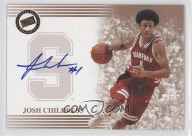 2004 Press Pass Autographs #N/A - Josh Childress