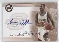 Tony Allen (Blue Ink)