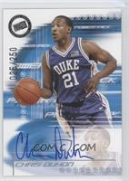 Chris Duhon /250