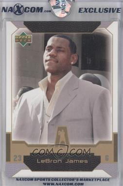 2004 Upper Deck Naxcom Lebron James #N/A - Lebron James