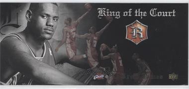 2004 Upper Deck Rivals - [Base] #KC-LJ - Lebron James