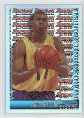 2005-06 Bowman Draft Picks & Stars - Chrome - Refractor #134 - Andrew Bynum /300