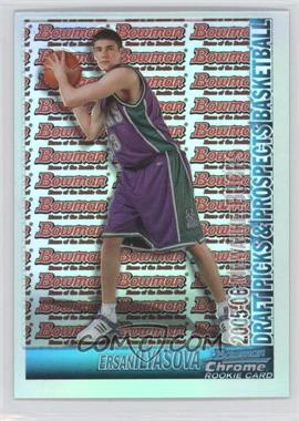 2005-06 Bowman Draft Picks & Stars Chrome Refractor #132 - Ersan Ilyasova /300
