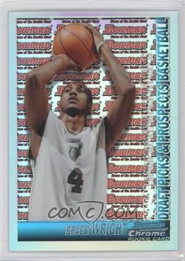 2005-06 Bowman Draft Picks & Stars Chrome Refractor #139 - Bracey Wright /300