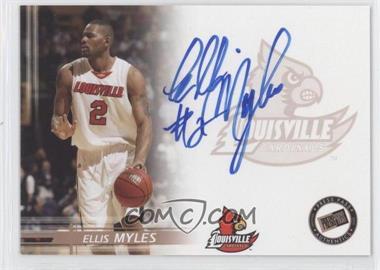 2005-06 Press Pass Autographs Bronze #ELMY - Ellis Myles