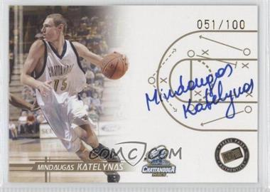 2005-06 Press Pass Autographs Gold #MIKA - Mitch Kasoff /100