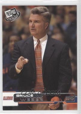 2005-06 Press Pass #43 - Bruce Weber