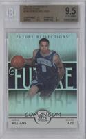 Deron Williams /1499 [BGS 9.5]