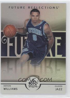 2005-06 Reflections #145 - Deron Williams /1499