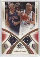Jason Kidd, Richard Jefferson /50