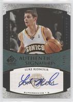Luke Ridnour /25