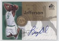 Al Jefferson /100
