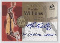 Marvin Williams /50