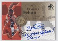 Raymond Felton /100
